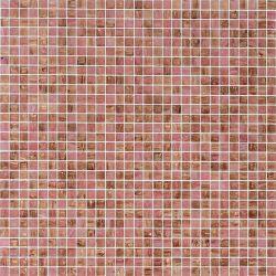 Mosaico Vermelho de fusão a quente exterior Tile ideias de design do mosaico de vidro