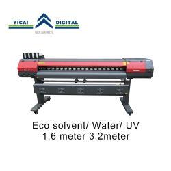 Yicaiデジタル1.6メートルのEcoの支払能力があるインクジェット・プリンタ