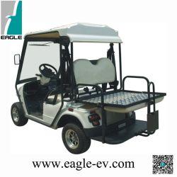 De Elektrische Auto van de EEG L7e, 4 Zetel, Model b.v. 2028kszr, 48V 5.3kwMotor, Curtis Controlemechanisme