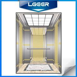 安全な、安定したVvvfのステンレス鋼の乗客の住宅のホーム別荘の観光の観察のエレベーター