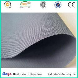 Hot Sale Textile PG/600d enduit de PVC Tissu en polyester Oxford Panama pour valise