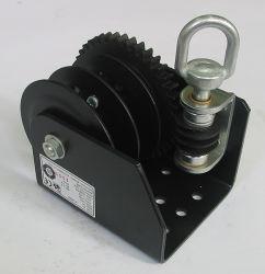 L'engrenage à vis sans fin double treuil du rabatteur (H-2000)