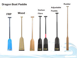 Paddle Dragon Boat (PS0012)