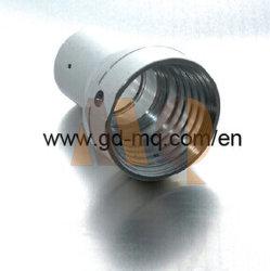 CNC die Machinaal bewerkend de Component van de Lens van het Deel & van het Aluminium (MQ2082) draait