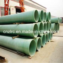 Tubo di gas di plastica a fibra rinforzata composito dell'olio del tubo del tubo (FRP/GRP/GRE)