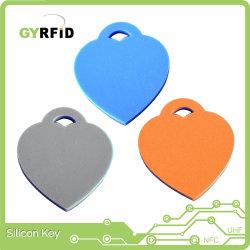 Schlüsselkarte MIFARE SchlüsselFob für Eintrag-Systeme (KES04)