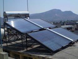 Vacuümbuis lage druk Solar Thermal met 50 buizen