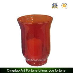 庭Home DecorのためのガラスHurricane Lantern