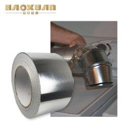 حامل عالي الجودة لشريط تصدير طبقة الألومنيوم الفضي المستخدم أنابيب واسعة مكيف الهواء
