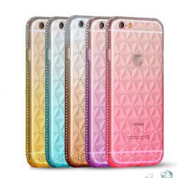 Ultra Kasten des Diamant-TPU für iPhone 6s