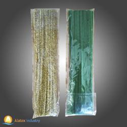 Tira colorida de Chenila para artesanato