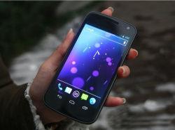 Оригинальные 4,65 дюйма I9250 для мобильных телефонов Android 4.0 смарт-телефон GSM телефон Nexus
