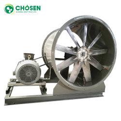 ventilatore biforcato della trasmissione a cinghia di rimozione di polvere del commercio all'ingrosso della fabbrica di 560mm