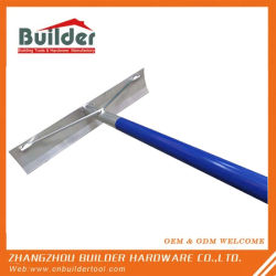 La mano de aluminio Esparcidor de hormigón de Placer, Placer