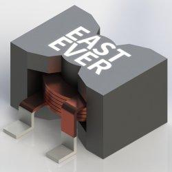 محث الطاقة عالي التيار Eea74-221 Ilter لتطبيقات الصوت، محولات التيار المستمر/التيار المستمر عالية الكفاءة