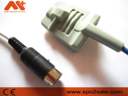 Совместимость индикации данных Tcps-0803-0322 взрослых мягкий наконечник датчика SpO2