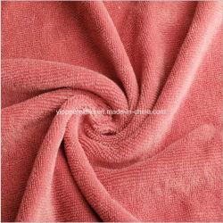 100%タケによって編まれるテリーの布