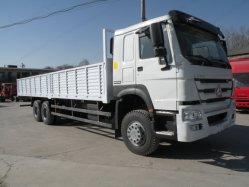 Sinotruk HOWO 6X4 30ton camión de carga normal con alta calidad