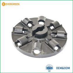 Утюг литье в песчаные формы для изготовителей оборудования для дисков сцепления и крышка