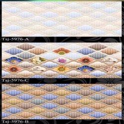 Brillant de haute qualité des matériaux de construction mur en céramique pour salle de bains carrelage de sol