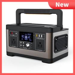 500W Accueil/Outdoor Portable Station de charge polyvalente pour ordinateur portable appareil photo