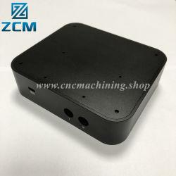 소규모 생산 CNC 알루미늄 HDD 전기 하드 드라이브 케이스