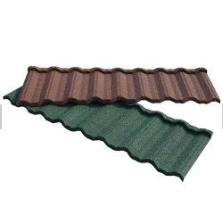 Nosen Typ Dach-Fliese, überzogene Metalldach-Steinfliese