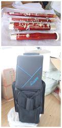 Rote Farbebassoon-/Wooden-Bassoon/Verkauf Woodewind Musikinstrument
