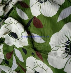 Tissu imprimé, tissu de polyester, Pure Impression de fond pattern, de bonne qualité et prix bas