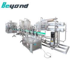 Control digital de zumo de naranja con pulpa de llenar máquinas (RCGF)