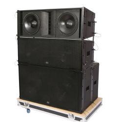 Sinbosen звуковой системы линейного массива громкоговорителей с двумя 12-дюймовый линейных массивов SA-212 DJ динамик