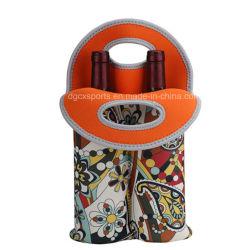 Wein-Arbeitsweg-Träger-Kühlvorrichtung-Beutel2-bottle tragender Tote