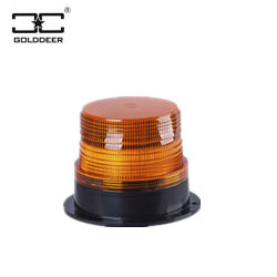 LED amarillo de la luz de faro de luz estroboscópica de emergencia para ambulancia