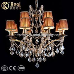 Neuestes Design Metall Gold Kronleuchter Lichter