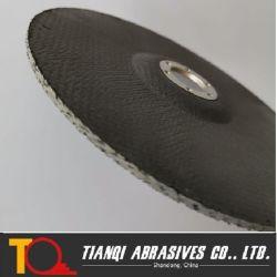 Placa de reforço de fibra de vidro / Bloco de disco de T27 Tipo Plano