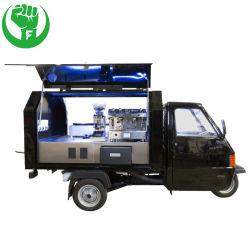 A China a produção na fábrica novo triciclo Eléctrico Suporte Concessão Reboque cozinha móveis