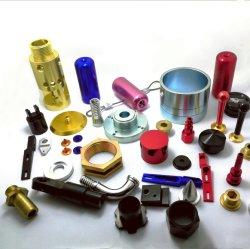 金属CNCの機械化のオートバイの予備品を押すカスタム精密