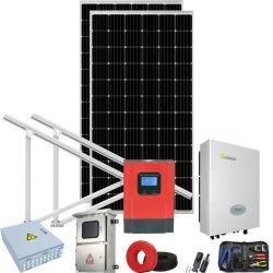 Qualidade superior 3Kw Sistema de Energia do Vento Solar híbrido
