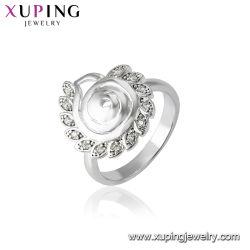 Мода Diamond простой темперамент кольцо