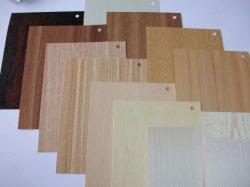 Laminado de madera Impermeable Película de vinilo autoadhesivo rollos de película de la lámina de PVC