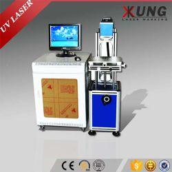 Máquina de gravura UV do diodo láser da máquina da marcação do laser 20W para a fonte de laser UV de Alemanha Rofin da importação da tocha do diodo emissor de luz do ponteiro 365nm do laser de Hangzhou Chinasupplier