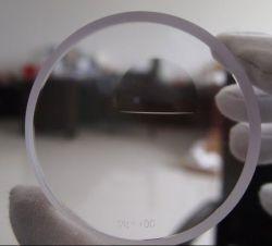 1.56 광색성 이중 초점 렌즈 편평 정점 둥근 최고 보이지 않는 눈 렌즈