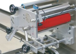 Jsl Upper Film Rotary Packaging Equipment for Plastic /Metal Parts/Hardware/Toy/Daily المنتج