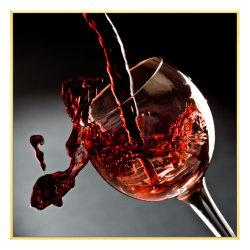 Commerce de gros Wall Art Picture home de luxe d'éclairage décoratif brève Crystal La peinture de la vigne en porcelaine Point No Me-2020-2 40x40cm