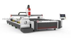الصفقات الشهرية آلة مصنّبة بالليزر ليفية للورقة المعدنية و أنبوب مع شهادة CE SGS مخصصة