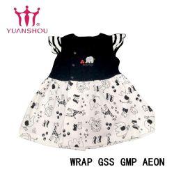 Coton personnalisés Fashion enfant/jeune fille/garçon/kids/nourrisson/enfant/bébé brodé d'impression de vêtements pour enfants de marque du groupe