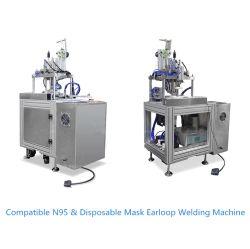 L'échographie masque jetable Making Machine MASQUE CONTOUR machine à souder
