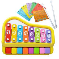 Percussion piano Baby Music Toy per l'illuminazione Early Education
