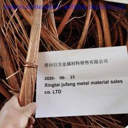 Sla Draad van het Schroot van het Koper Millberry van de Kwaliteit Schone/van het Schroot van het Koper/Koper 99.99% van het Schroot