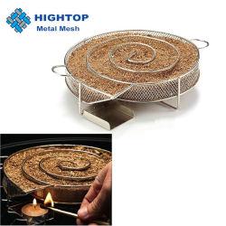 Strumento freddo della griglia del contenitore di generatore/fumatore del fumo dei trucioli per pancetta affumicata